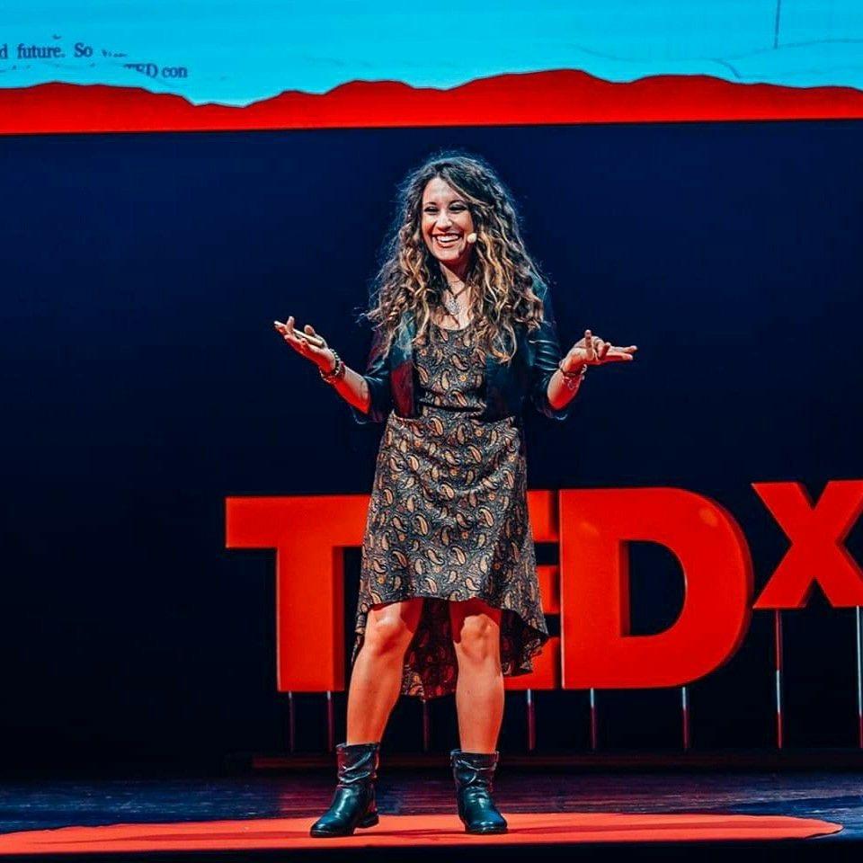 Chiara al TedX di Rovigo