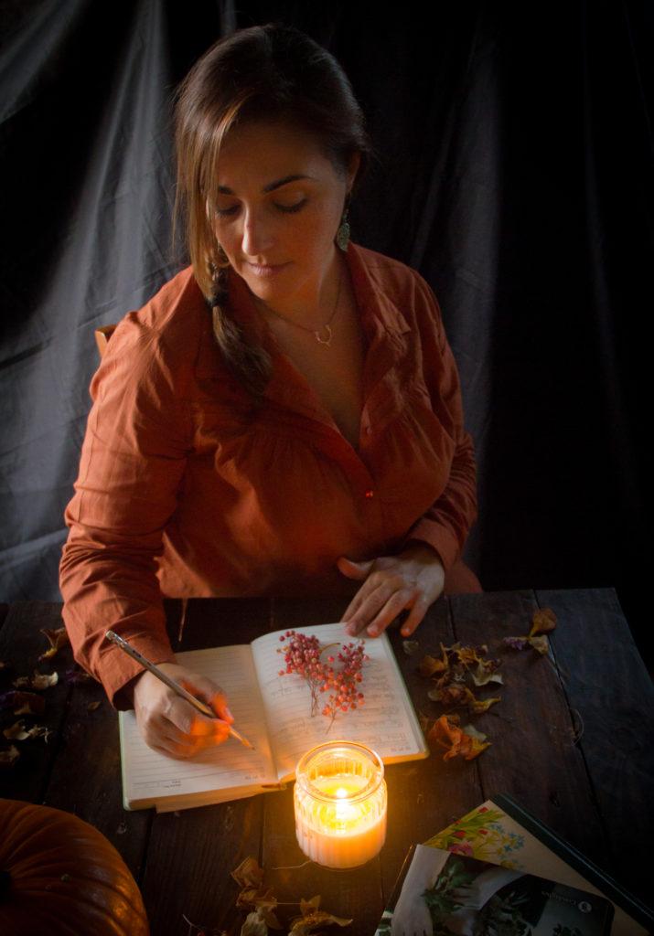 miti e leggende in sardegna - Ritratto Claudia Zedda