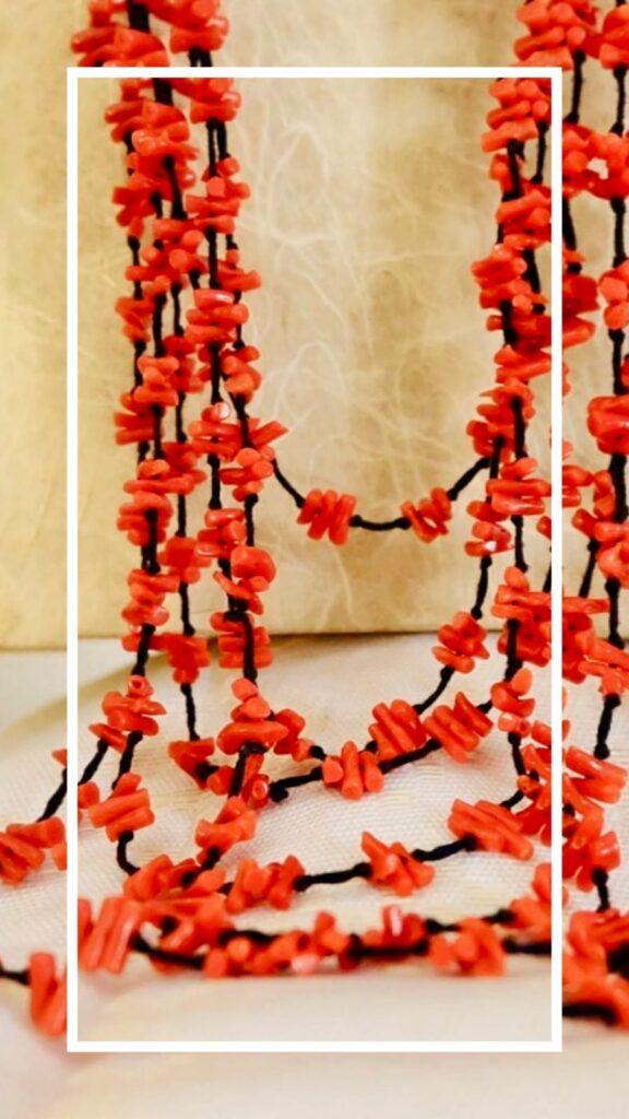 corallo e tradizione sarda Alghero